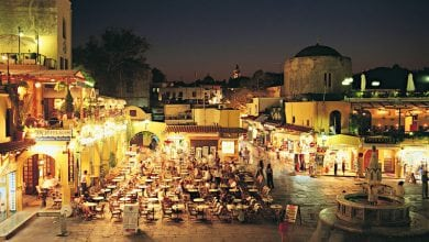 "Photo of ""رودس اليونانية"" الجزيرة الأجمل بالعالم"