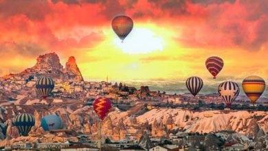 Photo of كابدوكيا… رحلة بين السماء والأرض في تركيا