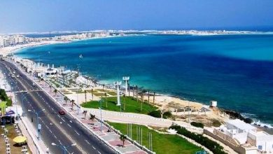 أشهر شواطئ السياحية في مرسي مطروح
