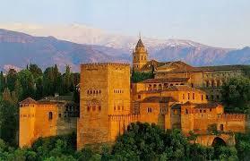 قصر الحمرا في أسبانيا من التراث العالمي