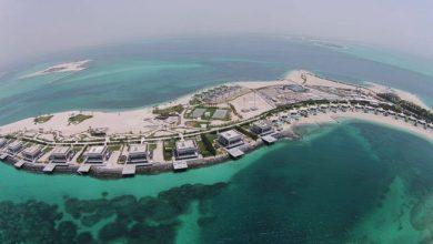 """عالم مثير في """"جزر الإمارات """" للأستمتاع والترفيه"""