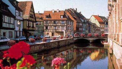 """""""كولمار"""" فرنسا تحتفظ برونقها كمدنية كلاسكية قديمة"""