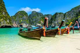 جزيرة بوكيت أشهر جزر السياحية في تايلاند