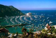"""جزيرة """"سانتا كاتالينا"""" هي جزيرة صخرية"""
