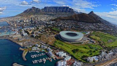 زيارة جنوب أفريقيا الأفضل بين بلدان العالم