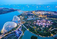 جولة للتعرف علي معالم السياحية في سنغافورة
