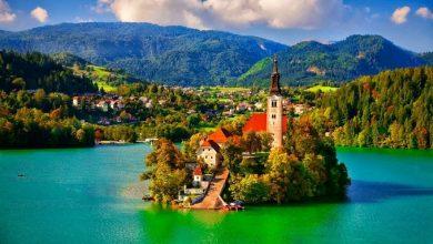 سلوفينيا أجمل مدن السياحية في أروربا