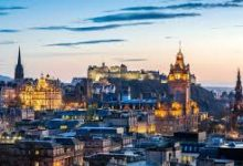 أدنبره عاصمة إسكتلندا جزءاً من التراث العالمي