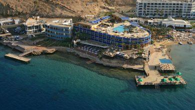 """أقدم خليج طبيعي """"خليج نعمة"""" في شرم"""