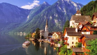 أشهر المناطق السياحية في النمسا الساحرة