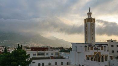 """جولة في الحمام البيضاء """"تطوان"""" في المغرب"""