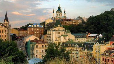 """الأماكن المميزة للسياحية في """"كييف"""" عاصمة أوكرانيا"""