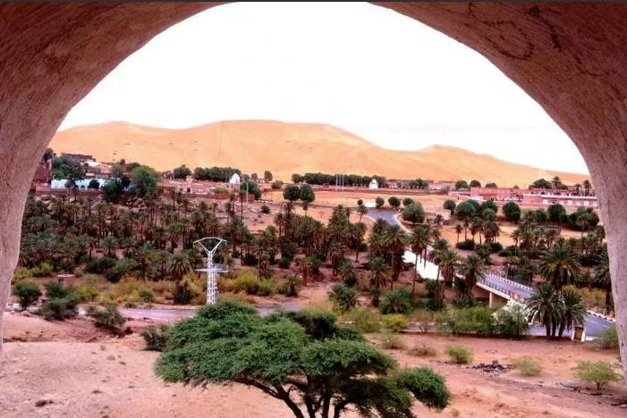 قصر تاغيت بالجزائر