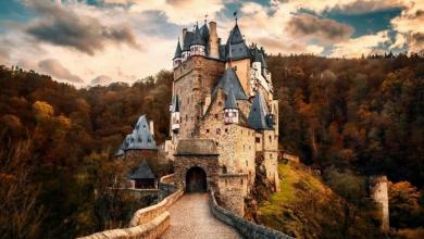 القلاع في ألمانيا – قلعة إلتز