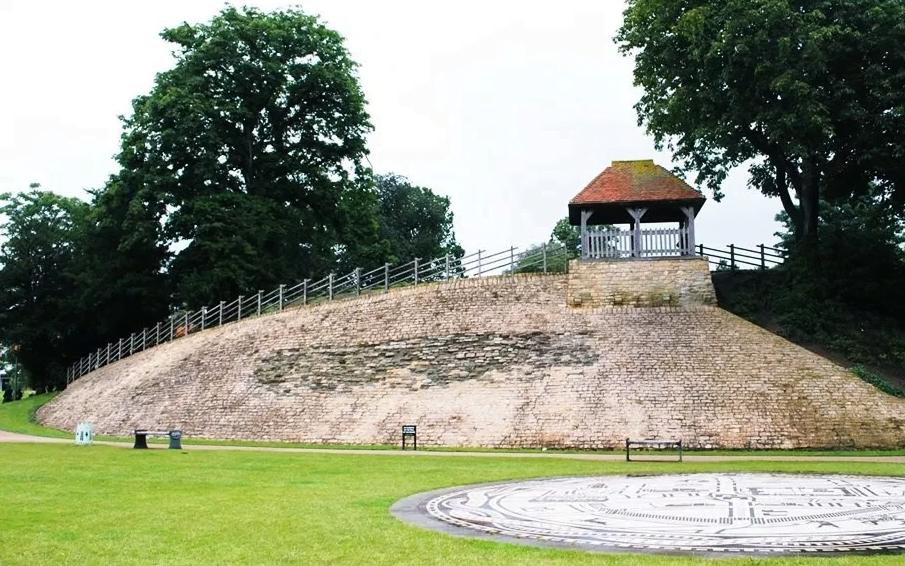 قلعة بيدفورد