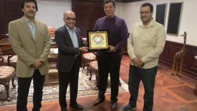 المنظمة العربية للسياحة تكرم السيد أشرف شيحة رئيس مجلس إدارة شركة الهانوف للسياحة