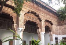 """روائع الفن المعماري المغربي """"قصر الباهية"""" نموذجًا للعراقة"""