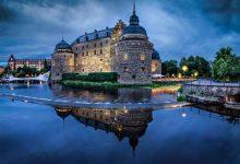 """السياحية في """"السويد"""" جنة المسافر"""