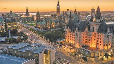 """السياحية في كندا ومن أشهرها """"أوتاوا """""""