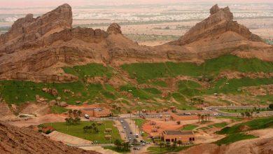 العين في دولة الأمارات من أفضل السياحية العربية