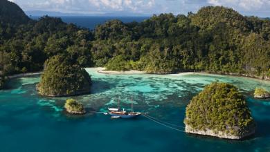 أشهر وأجمل جزر سياحية في إندونيسيا