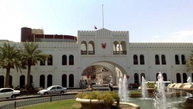 """واحد من أهم معالم البحرين """"باب البحرين"""""""