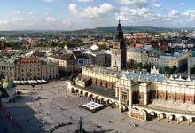 السياحية في مدينة كراكوف البولندية