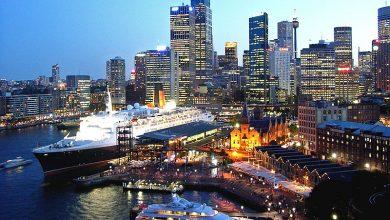 سيدني من أشهر الوجهات السياحية الأسترالية