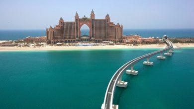 """الخيارات لأقامة مريحة فنادق """"دبي"""""""