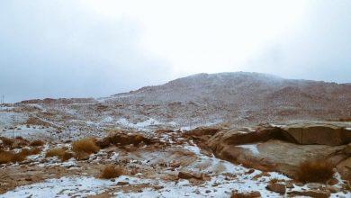 """أهم الأماكن الشتويه في المملكة """"جبل اللوز"""""""