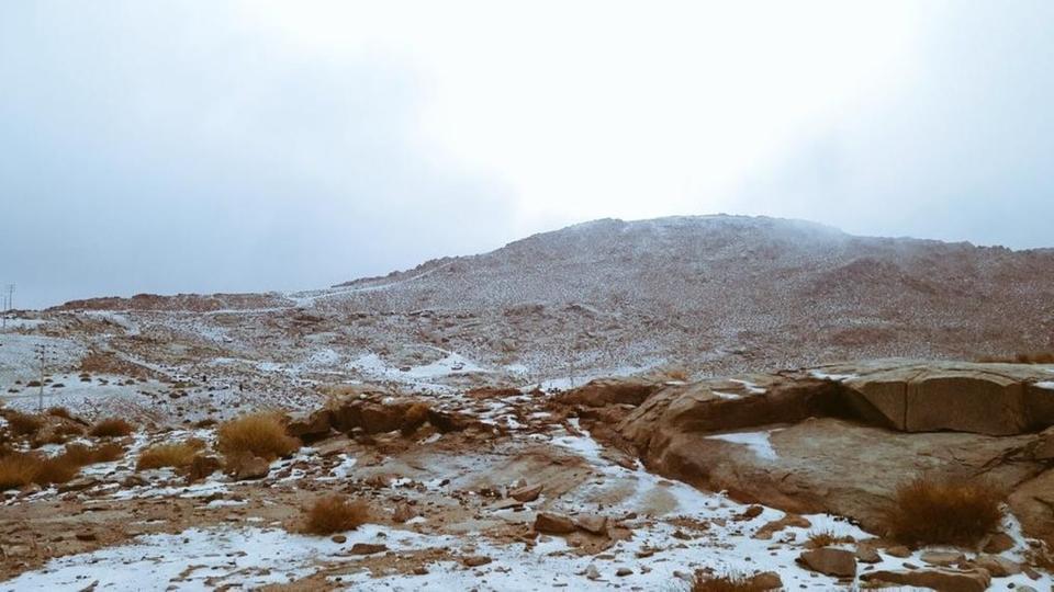 أهم الأماكن الشتويه في المملكة جبل اللوز Travel Net أهم