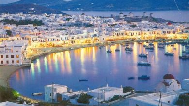 تعرف علي أفضل فنادق جزيرة ميكونوس اليونانية