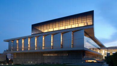 تقرير عن متحف الاكروبول باليونان