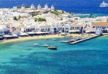 شاهد المعالم السياحية في جزيرة ميكونوس اليونانية