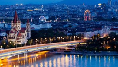 """أماكن لا تفوتك زيارتها في """"فيينا"""" النمسا"""