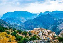 """""""الجبل الأخضر"""" عمان أهم معالمها"""