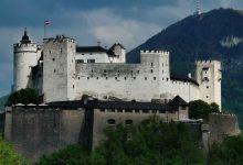 قلعة هوهن سالزبورغ أهم الأماكن في النمسا