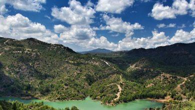 معلومات عن جبال ترودوس في قبرص