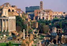 المنتدي الروماني في روما سياحية تاريخية