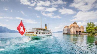Photo of تمتع برحلة بين أحضان الطبيعة في «بحيرة جنيف» على الحدود السويسرية الفرنسية