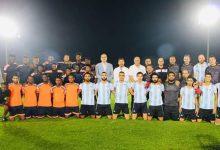 Photo of فريق ايروسبورت يفوز على فريق الاتحاد الأفريقي استعدادا للدوري العام