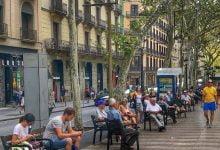 "Photo of شارع ""الرامبلا"".. قلب برشلونة النابض بالسياح"