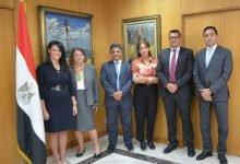Photo of السياحة المصرية تبحث سبل تعزيز التعاون مع البنك الأوروبي لإعادة الإعمار والتنمية